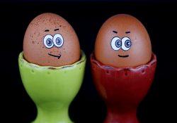 Фото на тему «Почему нельзя раздавить сырое яйцо одной рукой?»
