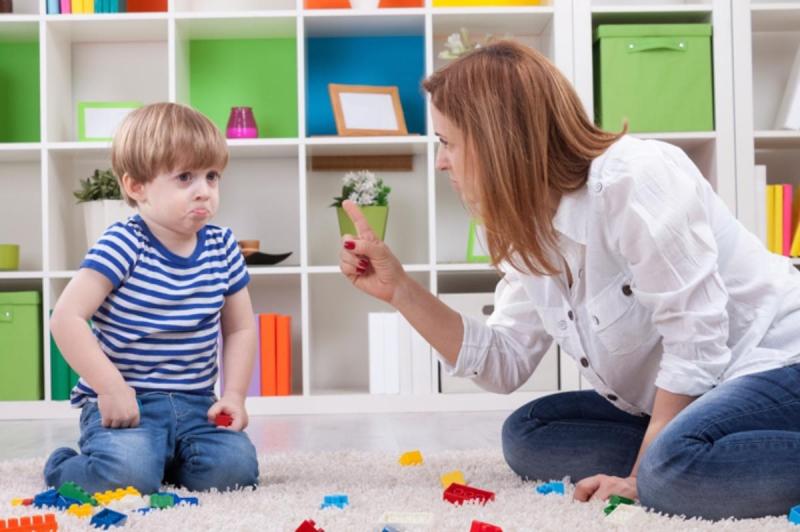 Фото на тему «Почему нельзя говорить ребенку «нельзя»?»