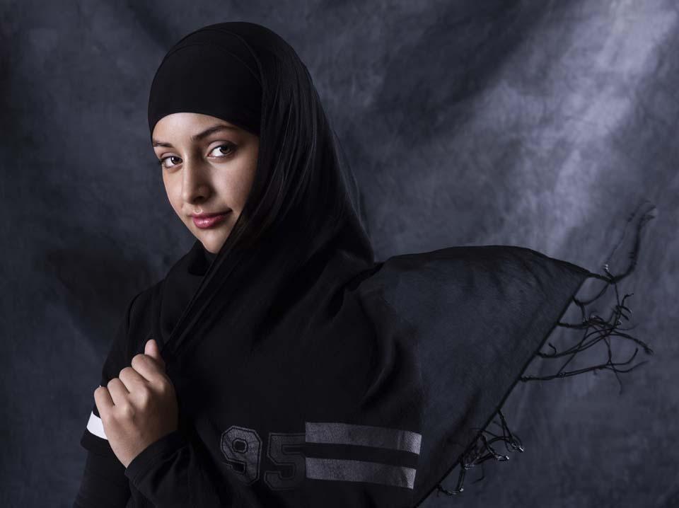 Фото на тему «Почему мусульманкам нельзя выщипывать брови?»