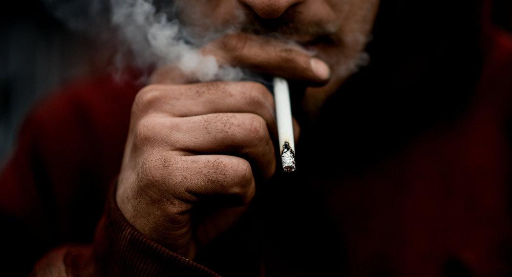 Фото на тему «Чому не можна курити натщесерце?»