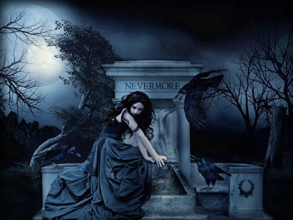 Фото на тему «Чому з місячними не можна ходити на цвинтар?»