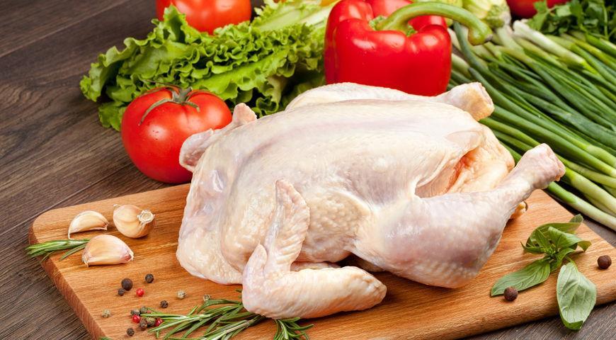 Фото на тему «Почему нельзя мыть курицу перед приготовлением?»
