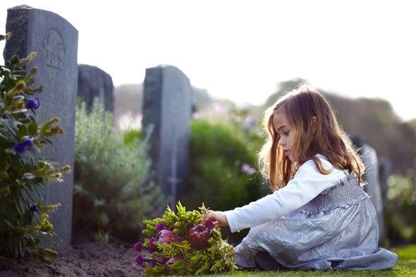 Фото на тему «Чому не можна фотографувати могили?»