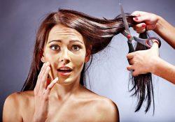 Фото на тему «Почему нельзя стричь волосы на убывающую луну?»