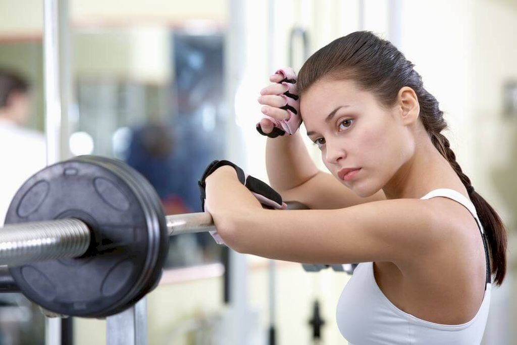 Фото на тему «Почему нельзя заниматься спортом перед сном?»