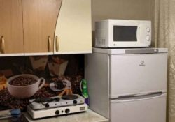 Почему нельзя ставить микроволновку на холодильник